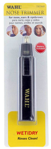 Wahl wet and dry Nose Trimmer