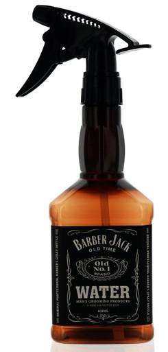 Barber Jack Old Time Water Bottle. 20 oz / 600 ml