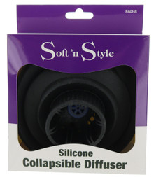 Soft 'n Style Silicone Collapsible Diffuser
