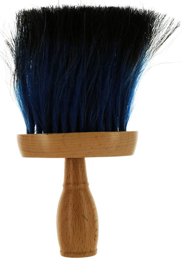 Scalpmaster Blue Extra Thick Ox Hair Neck Duster