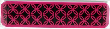 Make Up Brush Organziser in very attractive Fuscia color.
