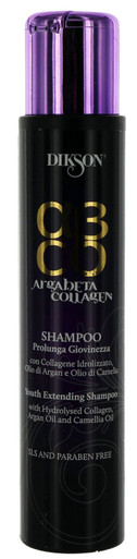 Argabeta Collagen Shampoo from Dikson.