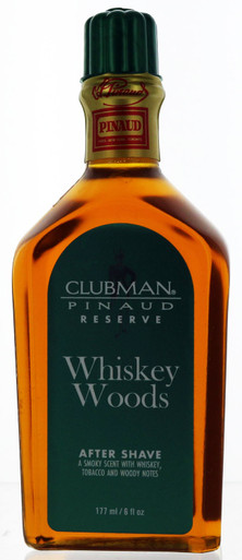 Clubman Pinaud Resert Whiskey Woods After Shave