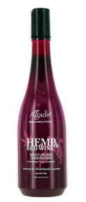 Hemp & Red Wine Moisturizing Conditioner by Agadir
