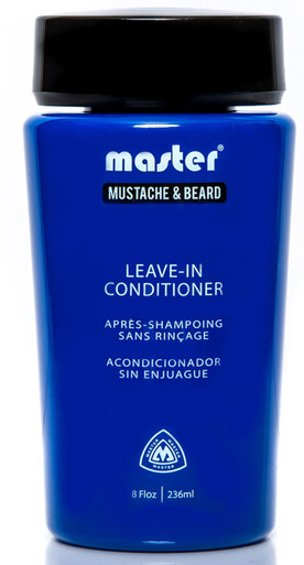 Master Mustache & Beard Leave-In Conditioner