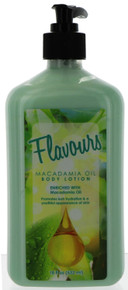 Flavours Macadamia Oil Body Lotion