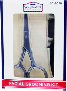 Scalpmaster Facial Grooming Kit by Scalpmaster #SC-9026