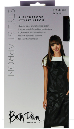 Betty Dain Creations Stylist Apron style number 531