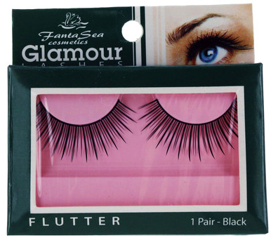 Glamour Lashes by Fanta Sea cosmetics. 1 Pair.