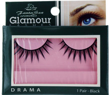 Glamour Drama Eyelashes by Fanta Sea cosmetics. 1 Pair