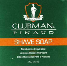 Clubman Shave Soap.