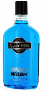Agadir Men Hair & Body Sport Wash 17 fl oz
