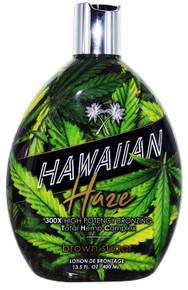 Hawaiian Haze Tanning Lotion with 300X High Potency Bronzing