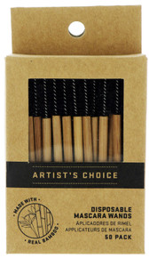 Disposable Mascara Wands by Artist's Choice. 50 Pack