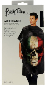 Mexicano Styling Barber Cape by Betty Dain Creations