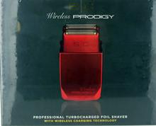 Wireless Prodigy Professional Turbochared Foil Shaver by Stylecraft