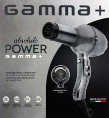 Gamma+ Absolute Power Hair Dryer