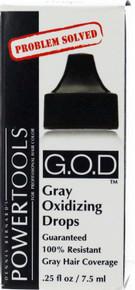 Powertools Gray Oxidizing Drops, .25 fl oz