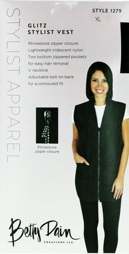 Glitz Stylist Vest by Betty Dain Creations