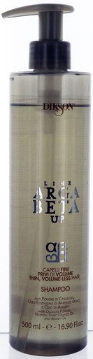 Line Argabeta Up Shampoo, 16.9 fl oz by Dikson