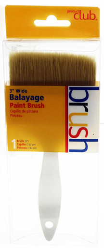 """3"""" Wide Balayage Paint Brush by  Product Club"""