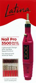 Nail Pro 3500 Electric Nail File by Latina