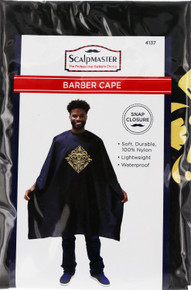 Barber Cape with Snap Closure by Scalpmaster