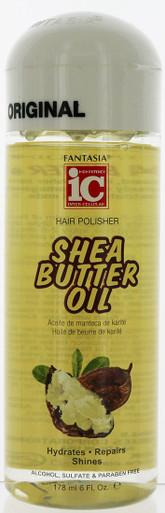 Fantasia Hair Polisher Shea Butter Oil 6 fl oz
