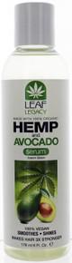 Hemp and Avocado Serum by Leaf Legacy. 100% Vegan. 6 fl oz
