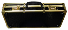 Barber Tool Case with Gold Trim by Scalpmaster