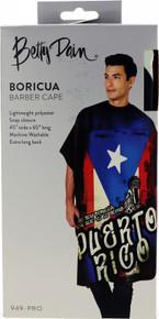Boricua Barber Cape by Betty Dain Creations