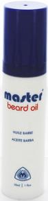 Master Beard Oil, White 1 oz