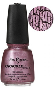 China Glaze Crackle Metal Haute Metal Nail Polish .5oz #80765