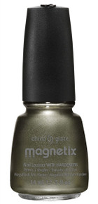 China Glaze Magnetix Nail Polish, Cling On #1104