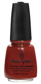 China Glaze Brownstone #81071