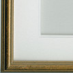 Gold frame for paper edition