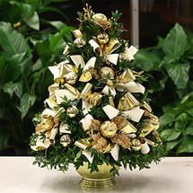 Celebrate The Season Boxwood Tree