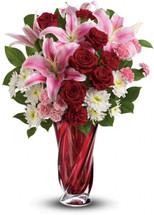 Swirling Beauty Bouquet