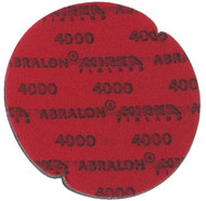 "Abralon Sanding Pad 4000 Grit  Do you need to sand your ball down to a different finish? If so this could be the perfect sanding pad for you. This is a 4000 Grit sanding pad. It can be used wet, or dry. It works great with Powerhouse Ball Resurface. This sanding pad will last 5 times longer than sand paper. If you are looking to use a 4000 Grit sanding pad on your ball then look at using this Abralon Sanding Pad 4000 Grit.  For a high luster with smooth texture Cosmetically appealing, consistent scratch pattern provides excellent traction Combines the benefits of abrasive cloth and non-woven products Resists ""caking""Foam center holds large amounts of water for lubrication and cooling Solid surface and foam backing provide even surface pressure Last 5+ times longer than sandpaper Use wet or dry (residual material can be removed by high pressure air)Works great on our Powerhouse Ball Resurfacer SKU: EQUIP078EA Product ID: 3908"