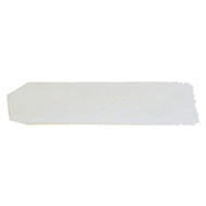 While most traditional bowling tapes are designed to enhance and improve grip, Shur Out Tape strips are designed to promote quick, clean release. Shur Out Tape strips can be cut to fit and placed at the front and/or back of thumb or finger hole. Try Shur Out Tape strips in place of messy slide powders. Quick and convenient to install. *Shur Outs are sold individually. You will receive one Shur Out per order.