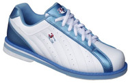 3G WOMENS KICKS WHITE/BLUE