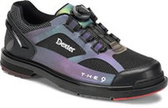 DEXTER THE 9 HT BOA BLACK/COLORSHIFT UNISEX RIGHT OR LEFT HAND