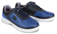 BRUNSWICK MENS FRENZY ROYAL/BLACK