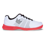 BRUNSWICK MENS FUZE WHITE/RED