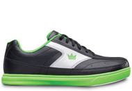 BRUNSWICK MENS RENEGADE BLACK/NEON GREEN