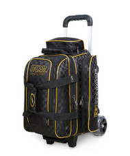 Storm Rolling Thunder 2 Ball Roller Checkered Black/Gold