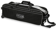 Storm 3 Ball Tournament Travel Roller/Tote Black