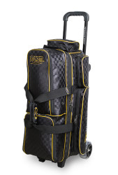 Storm Rolling Thunder 3 Ball Roller Checkered Black/Gold