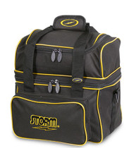 Storm 1 Ball Flip Tote Black/Gold