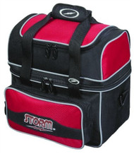 Storm 1 Ball Flip Tote Black/Red